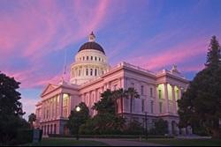 Enrichment - CA State Capitol Building