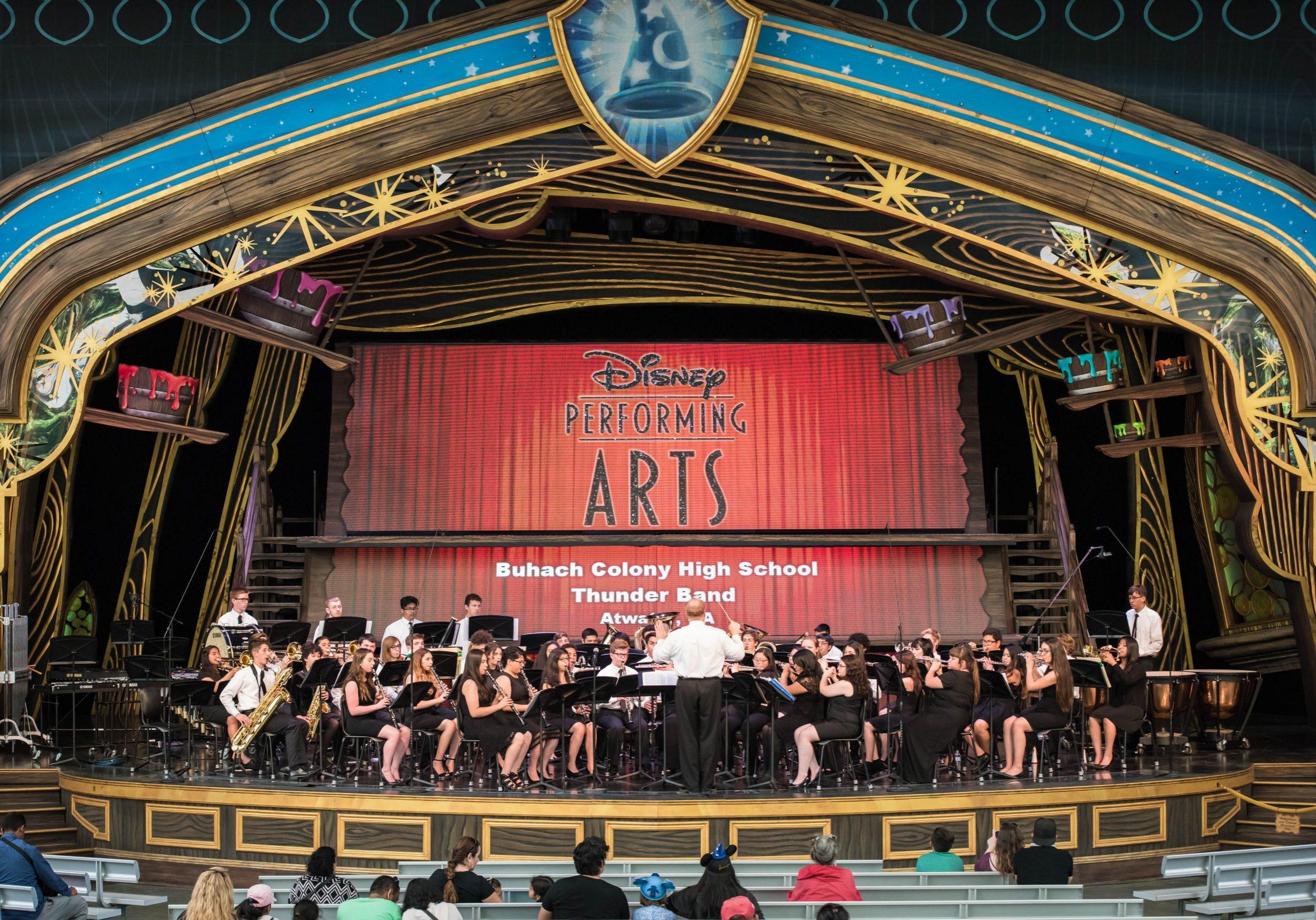 Music in Disney