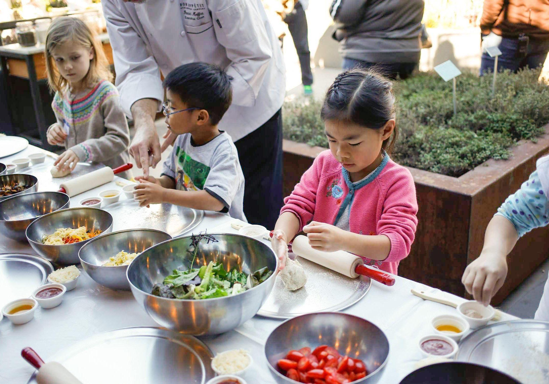 STEM Kitchen and Garden